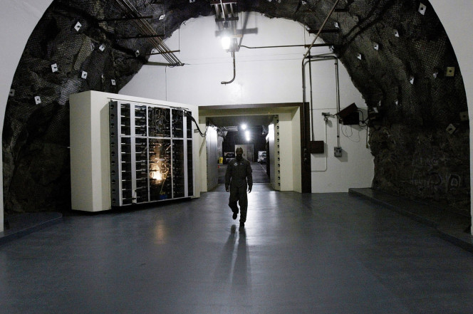 This is where the government will hide during a nuclear war