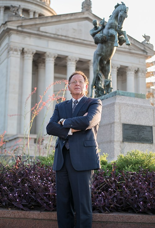 Dan Fisher: Tearing Down Monuments