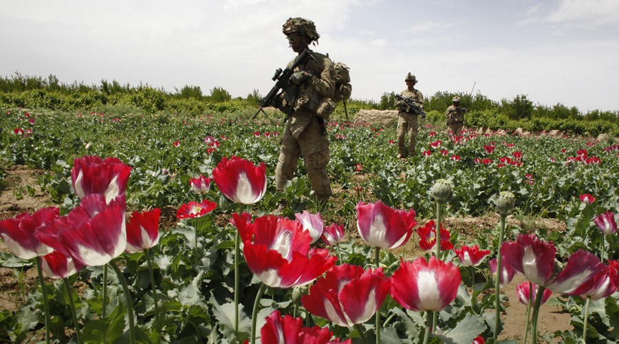 R3publican: It's the opium, stupid: 'Afghan surge guarantees CIA black-ops budget boost'
