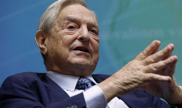 Is George Soros Behind This Plot to Topple Trump?
