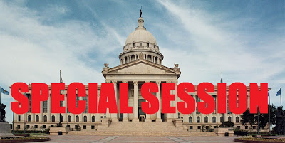 MuskogeePolitico: UPDATE: GOP Gubernatorial Candidates on the Special Session