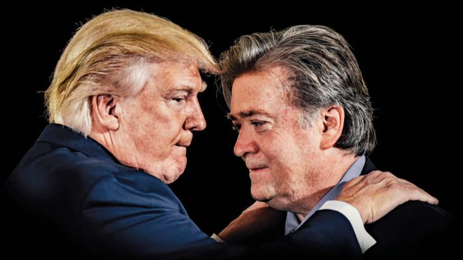 R3publicans: Steve Bannon And Trump's Populist Victory: Lessons For The Dissident Right