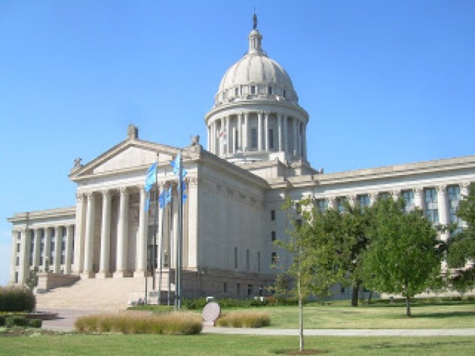 MuskogeePolitico: BREAKING - Fallin, Schulz and McCall announce Special Session Budget Agreement