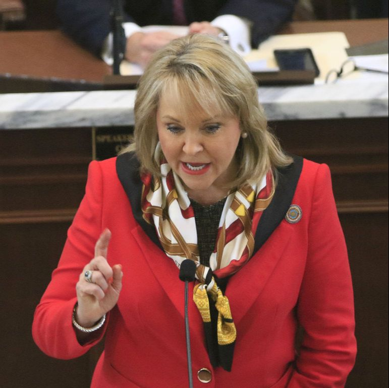 Sooner Politics: Governor Uses Veto Pen On Most of Budget - Legislature To Be Called Back... Again.