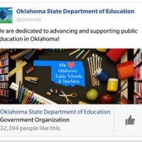 MuskogeePolitico: No waste left? Agencies spend on Facebook 'likes', social media ads