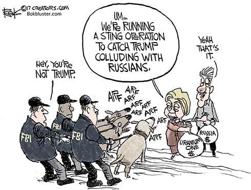 bill hillary uranium one