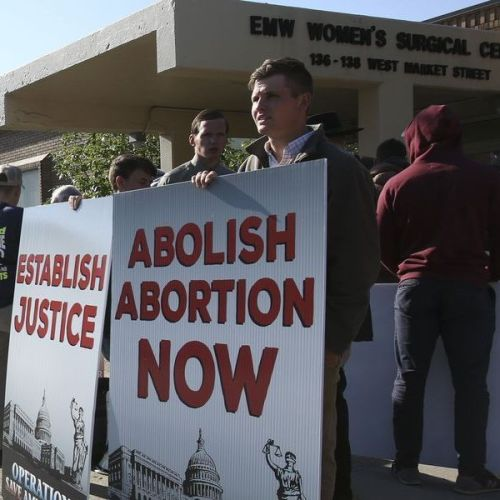 Sooner Politics/Tapp into Common Sense:  Sunday Sermon -- Abort Abortion