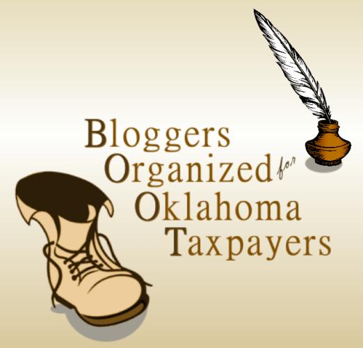 Bloggers Organized for Oklahoma Taxpayers