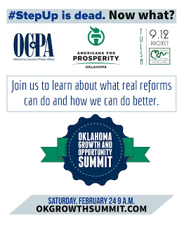 MuskogeePolitico:  Coburn headlining 'Growth and Opportunity Summit' in Tulsa Saturday