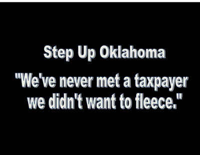 "ROPE2:  The Dirtiest Little Secret In Education - How the ""Step Up Oklahoma"" Plan Doubles Down"