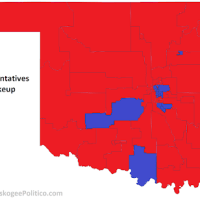 MuskogeePolitico Maps: House Conservative Performance Index visualized