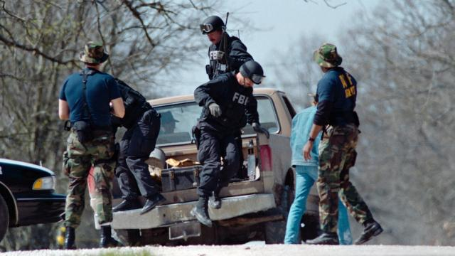 Bitter lessons 25 years after Waco, Texas, siege