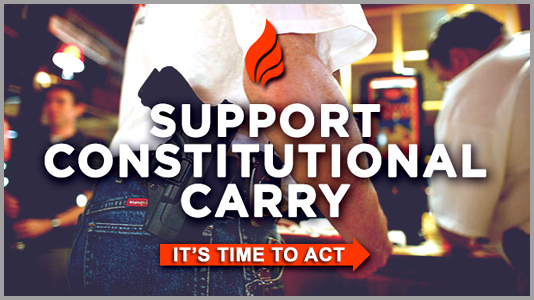 OK2A:  Action Alert - Time to Support Constitutional Carry - Make Calls Today!