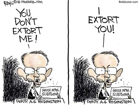 Rosenstein Extortion