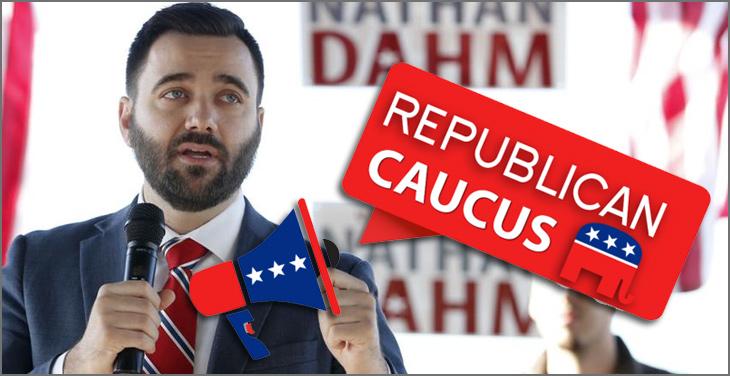 Nathan Dahm:  Republican Liberty Caucus Endorsement