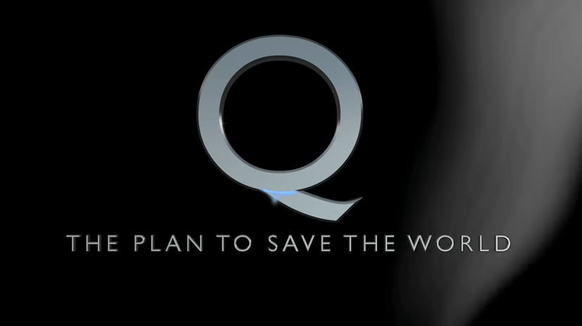 R3publicans:  Q – The Plan To Save The World