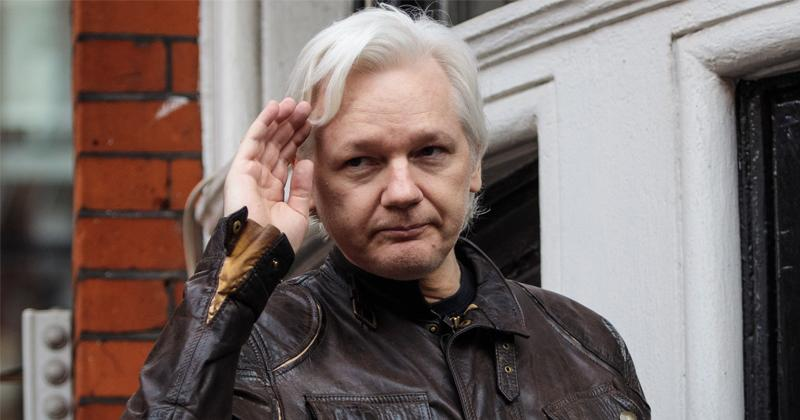 R3publicans:  The 'Murder' Of Julian Assange
