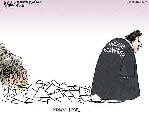 Kavanaugh Paper Trail