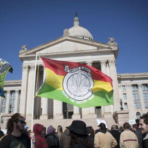 Sooner Politics:  Time Running Out on Recreational Marijuana Petition