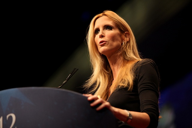 R3publicans/Ann Coulter: Caravan Migrants Conveniently Coming to 'Biggest Welfare State in the World'