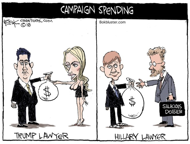 Campaign Spending Laws Apply Equally