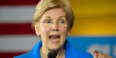 R3publicans:  The Unhinged Elizabeth Warren