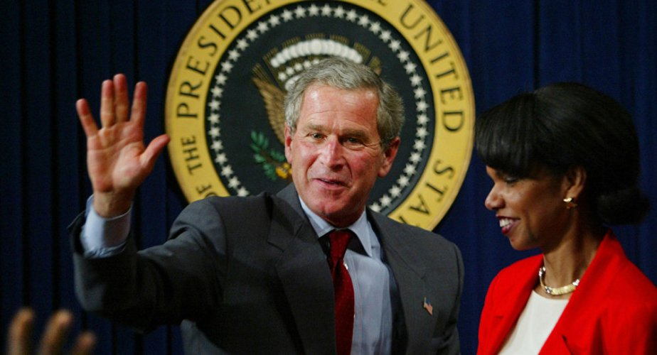 R3publicans:  Indignation as George W. Bush Awarded Liberty Medal for Veteran Work