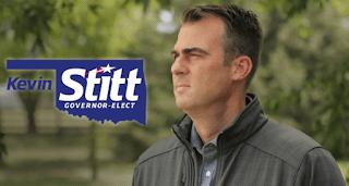 Stitt names Sean Kouplen as next Secretary of Commerce