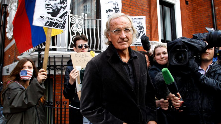 John Pilger: From Room 101 the Prisoner Says No to Big Brother