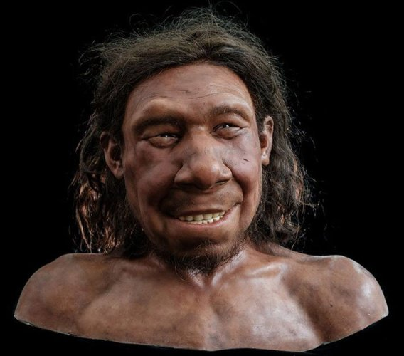 Neanderthal Man's Recreated Face Takes Internet By Storm