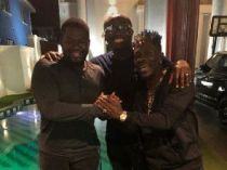 Shatta Wale & Bulldog End Long Time Beef