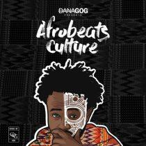Front Cover - DANAGOG Afrobeats Culture