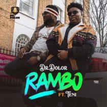 Dr. Dolor & Teni – Rambo Artwork