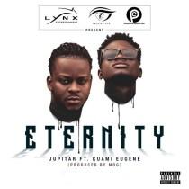 Jupitar ft. Kuami Eugene – Eternity Artwork