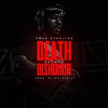 Omar Sterling – Death Before Dishonor Artwork