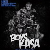 R2Bees ft. King Promise, Kwesi Arthur, Medikal, B4Bonah, Darkovibes, RJZ, Spacely & Humble Dis – Boys Kasa