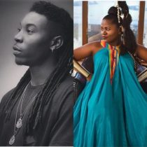 Solidstar & Busiswa – Dada Artwork