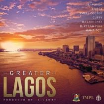 Small Doctor ft. Bisola, DJ Cuppy, DJ Enimoney & Jeff Akoh – Greater Lagos