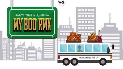 Q Chilla & Harmonize – My Boo (Remix)