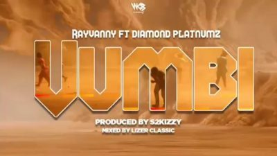 Rayvanny ft. Diamond Platnumz – Vumbi