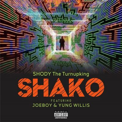 shody the turn up king shako