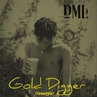 Fireboy DML – Gold Digger (Freestyle)
