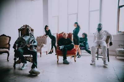 [Video] Stormzy ft. Ed Sheeran & Burna Boy – Own It