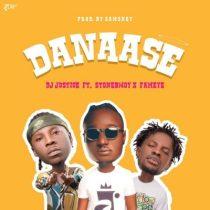 DJ Justice ft. Fameye & Stonebwoy – Danaase