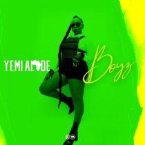 Yemi Alade – Boyz (Prod. by Vtek)