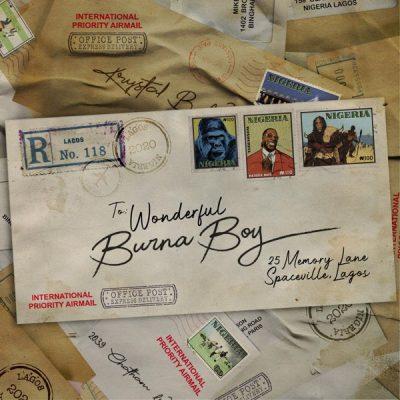Burna Boy – Wonderful (Prod. Telz)