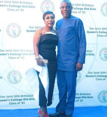 Burna Boy's Parents, Bose & Samuel Ogulu observes 30th Wedding Anniversary