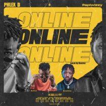 Phlex D ft. Papiwizzy - Online