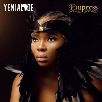 """Yemi Alade reveals """"Empress"""" album Artwork and Tracklist"""