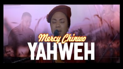 [Video] Mercy Chinwo – Yahweh